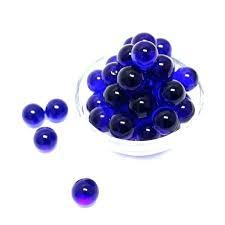 navy blue vase filler exotic blue vase filler cobalt blue glass marbles bowl and vase fillers