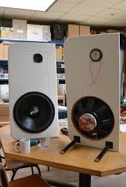 full range loudspeakers audio diy speaker projects new extreme diy loudspeaker building speakers