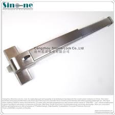 commercial door security bar. Wonderful Commercial High Security Panic Bar For Commercial Door Kit Latch Emergency Button Intended Security Bar O