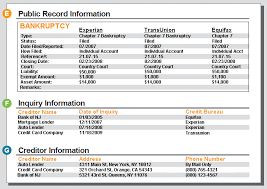 Sample Letter Of Credit Custom 44in44 Credit Report Part 44