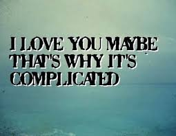 Complicated Love Quotes Interesting Love Quotes For A Complicated Relationship Feat Complicated Love For