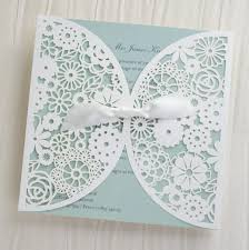 laser cut floral & lace personalised wedding invitations Wedding Invitations Uk Online personalised lace wedding invitations invites laser cut from uk duck egg blue cheap wedding invitations uk online