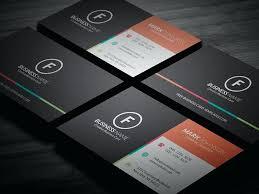 Creative Business Card Best Free Business Card Templates Blog