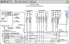 1992 isuzu pickup wiring diagram 1992 wiring diagrams online 1992 toyota pickup