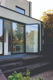 external stacking bi fold doors uk