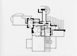 Mod The Sims  Frank Lloyd Wrightu0027s Falling Water Floor Plans