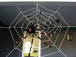 diy make a spider web