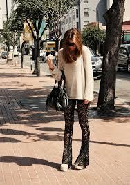 diy lace bell bottoms free people sweater u o purse j c litas