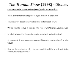 truman show essay truman show essay review a spectacularly original and extremely the truman show mise en scene shot