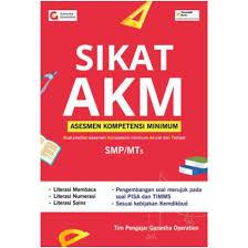 Contoh soal akm online sd smp sma (literasi dan numerasi). Soal Latihan Sikat Akm Asesmen Kompetensi Minimum Smp Mts Tahun 2021 Shopee Indonesia