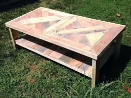large wood coffee table large reclaimed wood coffee tables art decor homes how to make rustic