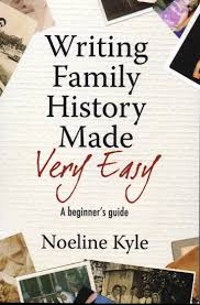 best family history images family tree chart  writing family history made very easy a beginner s guide by noeline kyle