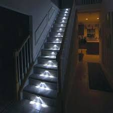 interior step lighting. Basement Stair Lighting Light Fixture I Co Inside Indoor Ideas 9 Led Interior Step O