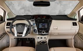 Toyota+Prius+V   2012 Toyota Prius V Cockpit 2 Photo 6   Things ...