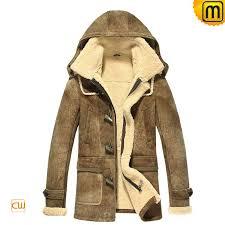 mens sheepskin shearling jacket cw877093 jackets cwmalls com