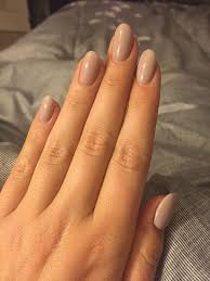 Image Result For Taupe Acrylic Nails Long Rounded Nails Nehty