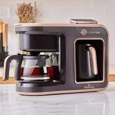 Karaca Hatır Plus Mod 5 in 1 Kahve Ve Çay Makinesi Rosie Brown