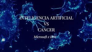 Resultado de imagen de inteligencia artificial cancer