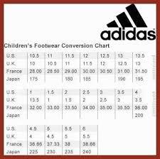 1 Inspirational Images Of Adidas Youth Shoe Size Chart
