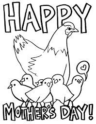 It will teach your child the importance of. Free Printable Mothers Day Coloring Pages For Kids