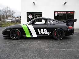 Porsche 996 Racecar Porsche 911 Porsche Race Cars