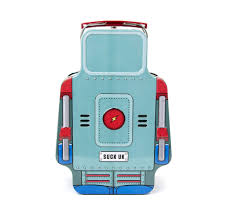 <b>Ланч</b>-<b>бокс Robot</b> от <b>SUCK UK</b> (арт. SK LUNCHBOT1) купить в ...