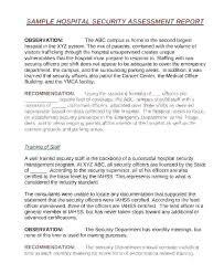 Security Patrol Report Template Incident Report Template