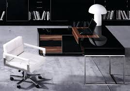 modern glass office desk modern glass office desk with drawers modern executive glass desk for office