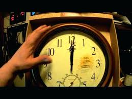 chaney instruments wall clock of reviews the atomic wall clock listen to how they plan chaney