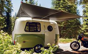 Small Picture Mini Camper Trailers Lightweight Small Travel Trailers