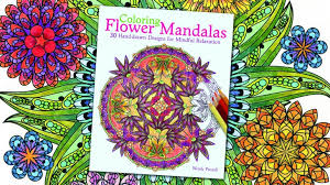 flower mandalas coloring book ing in 2018