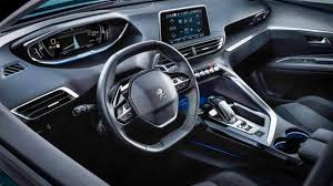 2018 peugeot 5008 review. wonderful 2018 2018 peugeot 5008 dashboard for peugeot review
