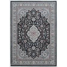 red black and cream area rug