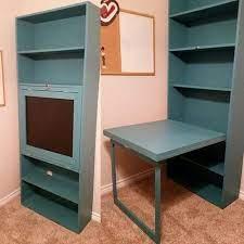 craft room desk diy bookcases 70 ideas