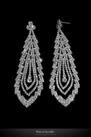 furniture lovely long chandelier earrings 11 long rhinestone chandelier earrings