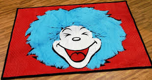 pretentious dr seuss rug unthinkable area roselawnlutheran most dr seuss rug exciting thing 1 the cat in hat cuddle room intl quilt market