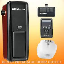 wall mounted garage door openerLiftMaster Elite Series 8500 Wall Mount Garage Door Opener  eBay