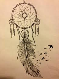 Pics Of Dream Catchers Tattoos My dream catcher tattoo idea Art Ideas Pinterest Dream 70
