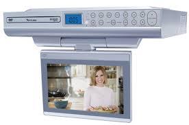 Under Cabinet Tvs Kitchen Under Cabinet Kitchen Tv Radio Monsterlune