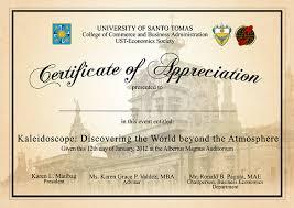Certificate Of Appreciate 30 Certificate Of Appreciation Templates Word Pdf Psd
