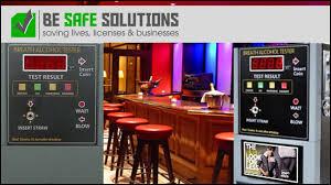 Breathalyzer Vending Machine Inspiration Breathalyzer Vending Machines By Besafe Solutions