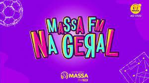 Massa FM São Paulo 92.9 - NA GERAL