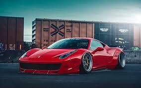 Ferrari Car Hd Wallpaper - Wallpress ...
