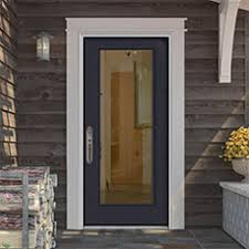 P Full Lite Entry Doors
