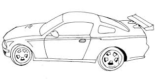 Small Picture Awesome Car Coloring Pages Coloring Pages