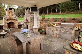 covered outdoor kitchens with fireplace. Wonderful With View In Gallery Inside Covered Outdoor Kitchens With Fireplace O