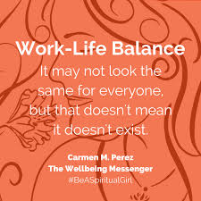 Work Life Balance Quotes Enchanting Live With Purpose To Calm The Chaos And Achieve WorkLife Balance
