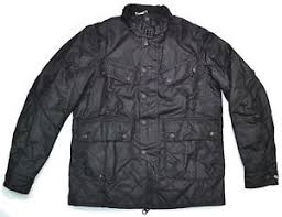 BARBOUR INTERNATIONAL Trail Quilt Waxed Cotton Jacket   eBay & Image is loading BARBOUR-INTERNATIONAL-Trail-Quilt-Waxed-Cotton-Jacket Adamdwight.com