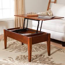 Full Size Of Coffee Tables:breathtaking Amazing Dark Brown Rectangle Modern  Wood Folding Coffee Table ...