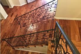 wrought iron railing. Wrought-iron-railing-indoor-modern-ri7 Wrought Iron Railing